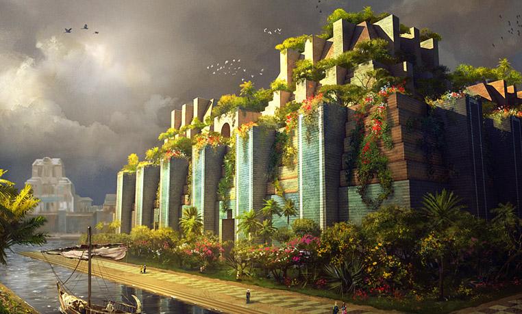 I Giardini Pensili Di Babilonia Wiki Grepolis It